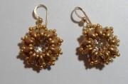 Rivoli Stone Earrings